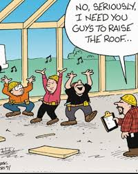 Construction joke